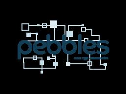 logo pebbles